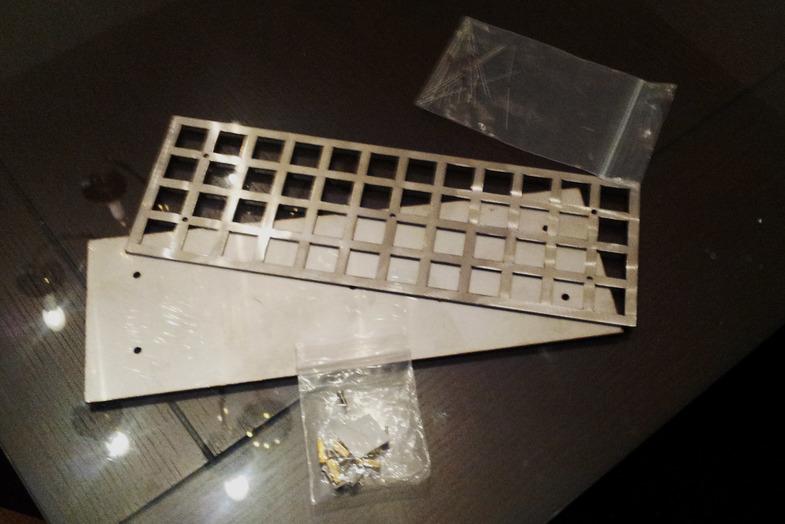 Building a custom Plover board